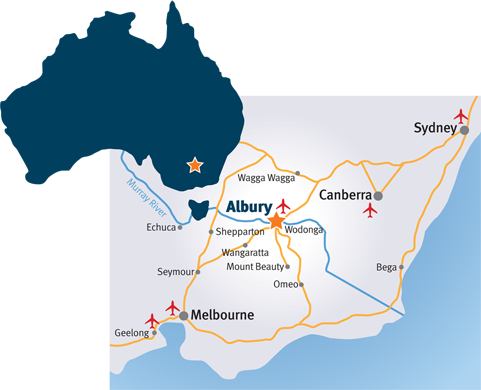 Summary Albury Albury City Council